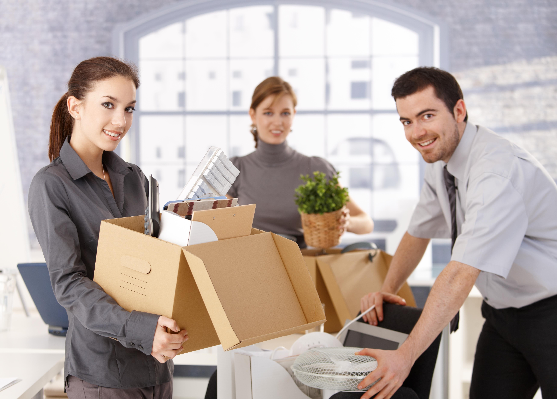 Verhuizen bedrijf